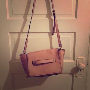 Zara Pink Crossbody Bag